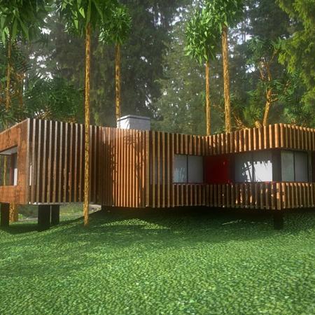 Residência  R.N. – Canela - RS