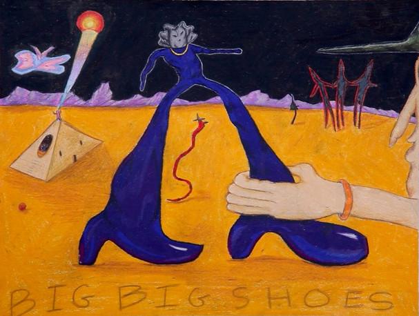 Big Big Shoes