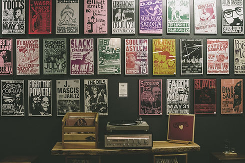 Vintage Music Poster