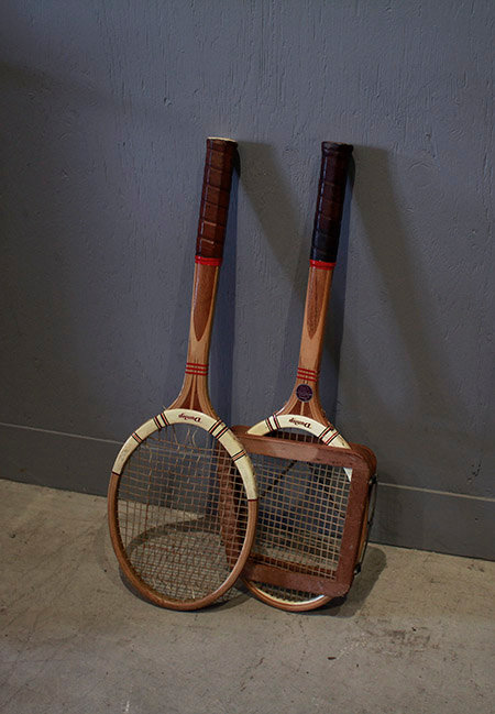 Dunlop Tennis Racket ( Pair )  |  テニスラケット(ペア)1301-129