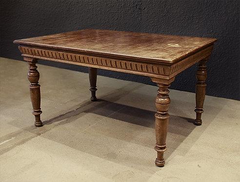 German Dining Table  |  ドイツのダイニングテーブル 1301-001