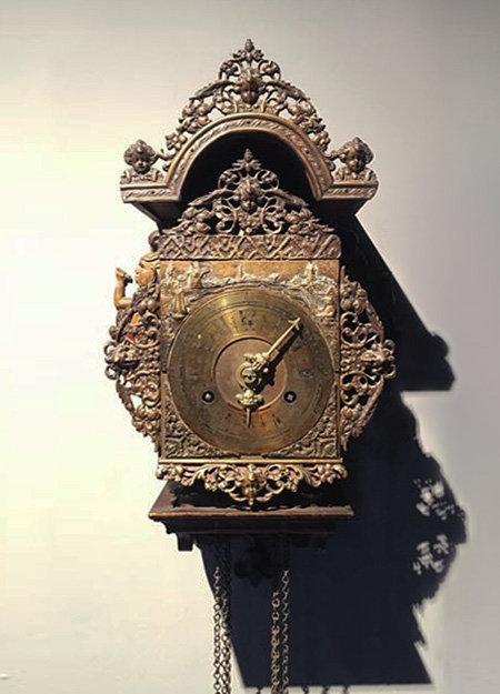 Wall Clock  |  壁掛け時計 1301-090