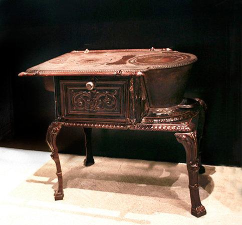 Antique STOVE | アンティーク オーブンストーブ 1301-095