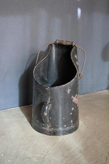 Ash Bucket for Fireplace  |  暖炉用灰入れバケツ 160001
