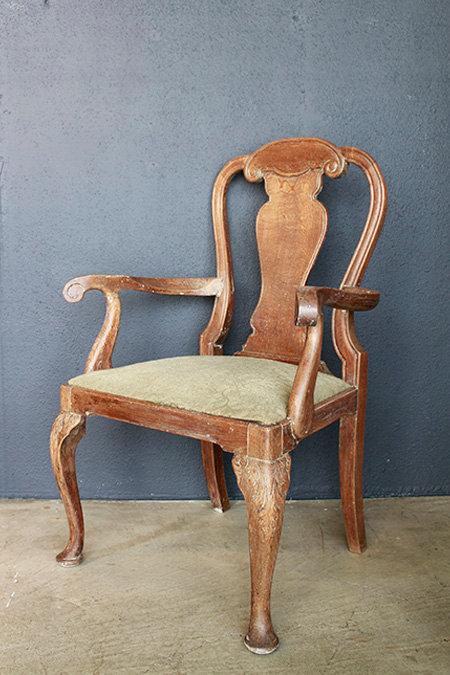 Swedish Arm Chair  |  スウェーデン製アームチェア 1301-017