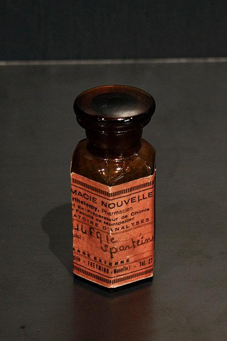 Medicine Bottle | 薬品瓶 170612