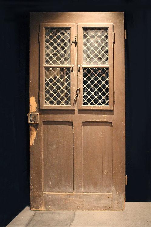 Wooden & Iron Door  |  アンティークエントランスドア 190103