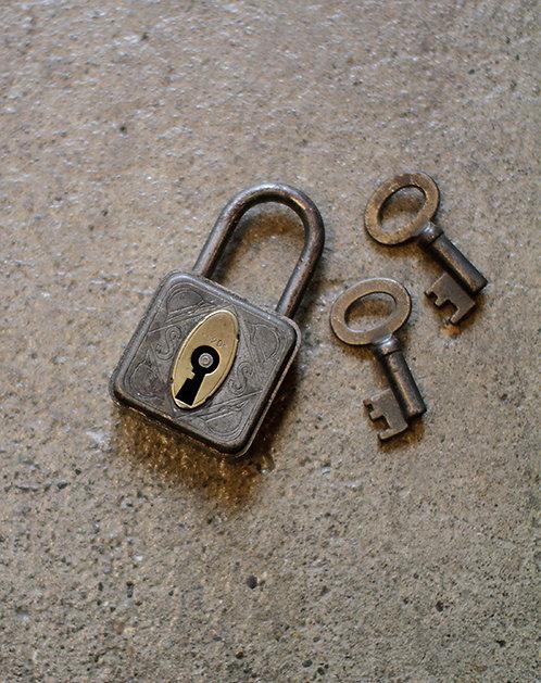 Padlock Key  |  パドロックキー 190193
