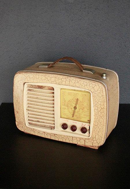 Swedish Vintage Radio  |   スウェーデンヴィンテージラジオ 160004