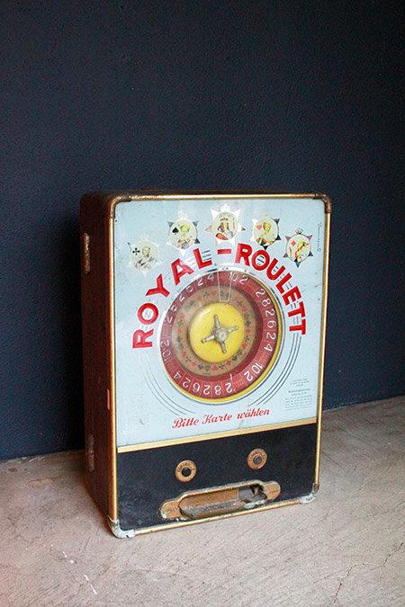 Vintage Slot Machine  |  ヴィンテージスロットマシーン 1301-012