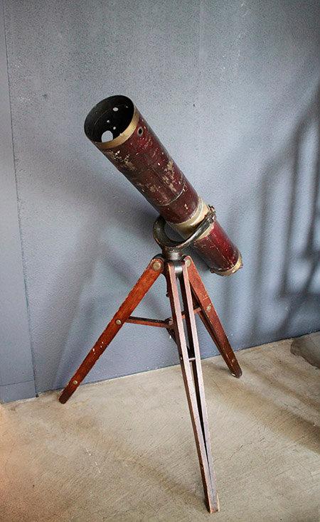 Antique Telescope  |  アンティーク望遠鏡 1301-099
