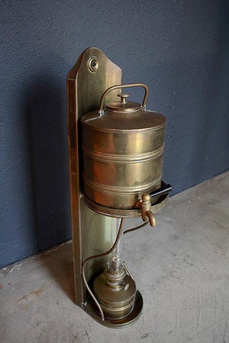 Copper Oil Lamp  |  銅製オイルランプ 1301-031c