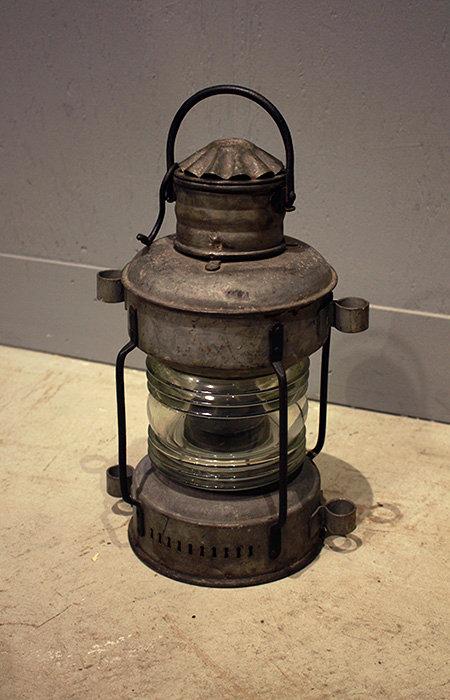 Metal Oil Lamp Cover  |  メタル オイルランプカバー 1301-031b