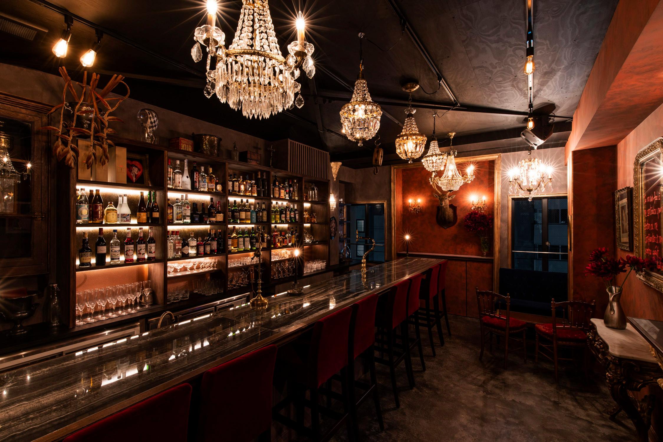 Bar & Restaurant Shop Design