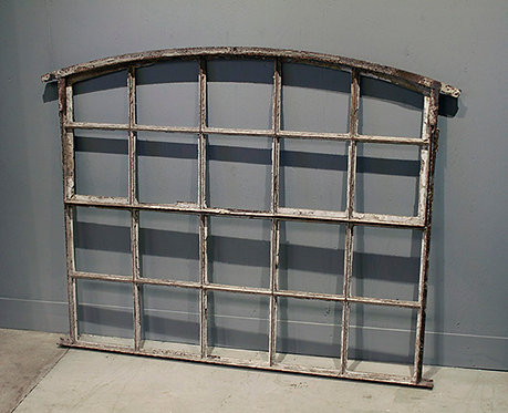 Window Frame   鉄製窓枠 1301-067