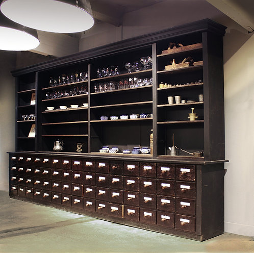 Apothecary Cabinet | キャビネット 1301-003