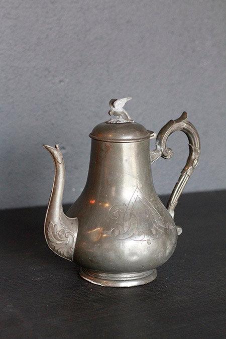 Antique Pot  |  アンティークポット 1301-136