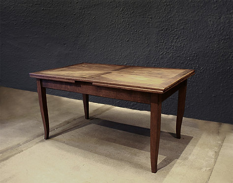 Extension Oak wood Table  |  伸縮式オークウッドテーブル 1301-002