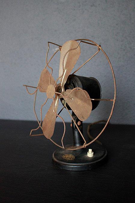 Sinplex Vintage Fan  |  Sinplex ヴィンテージ扇風機 1301-018b