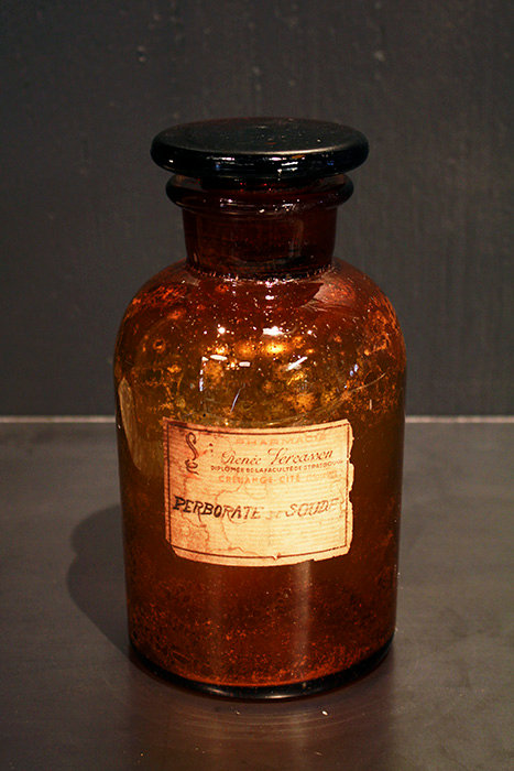 Medicine Bottle | 薬品瓶 170623