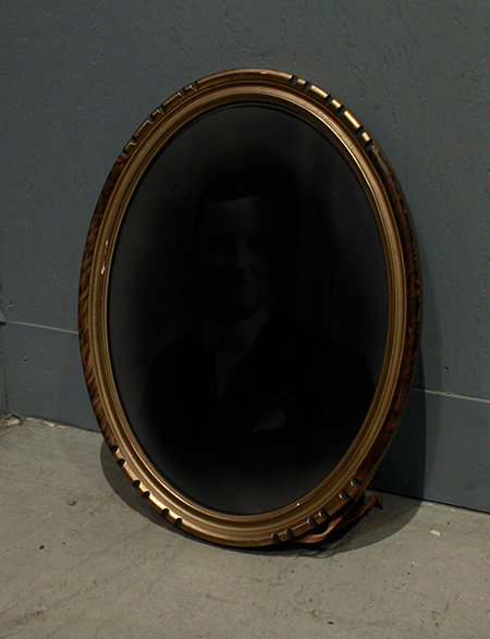 Picture Frame(Oval)  |  ピクチャーフレーム 17023
