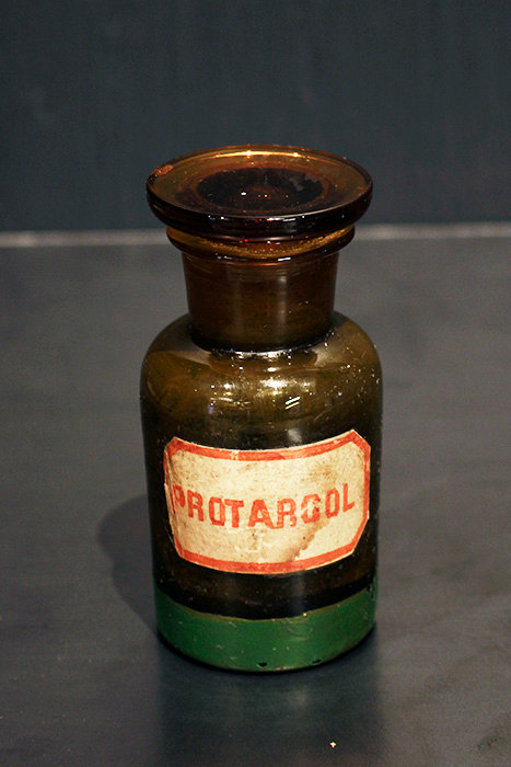Medicine Bottle | 薬品瓶 170614