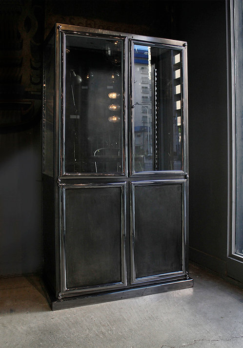 Industrial Cabinet  |  インダストリアルキャビネット 171212