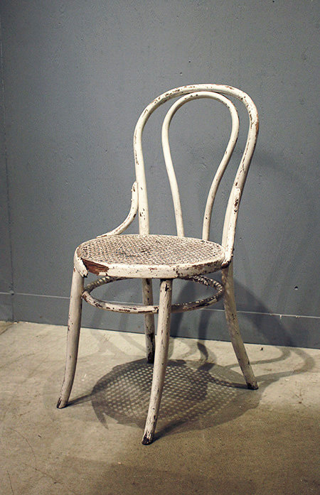 Thonet Chair /White 1301-015b