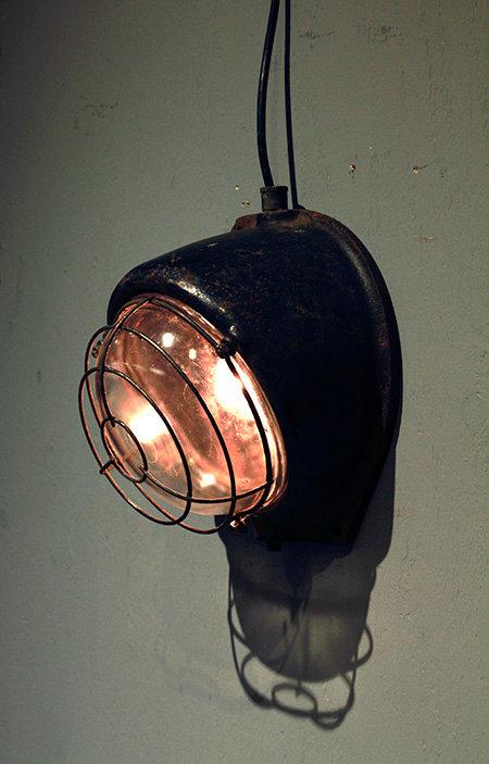 MAPELEC AMIENS Industrial Capsel Light  |  MAPELEC AMIENSのインダストリアルカプセルライト 17007