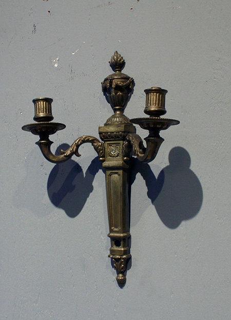 Wall Candle Holder  |  ウォールキャンドルホルダー 1301-125-I