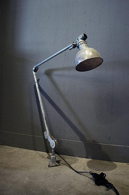 Industrial Desk  Lamp  | インダストリアル デスクランプ 1301-104