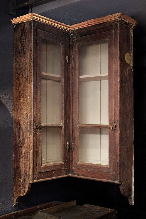 Corner Cabinet | キャビネット 190182