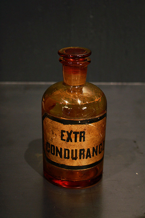 Medicine Bottle   薬品瓶 170618