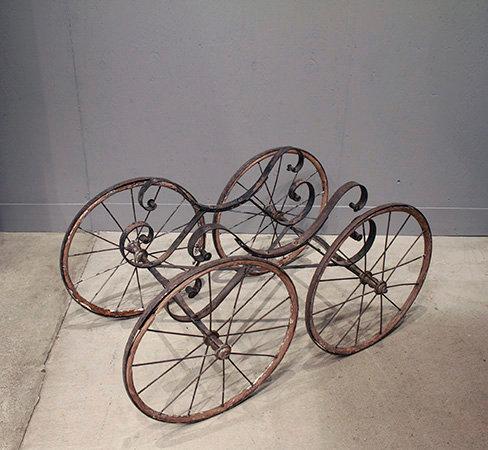 Baby Car Wheels  |  ベビーカーホイール 1301-023