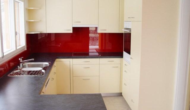 Küche in Grossdietwil