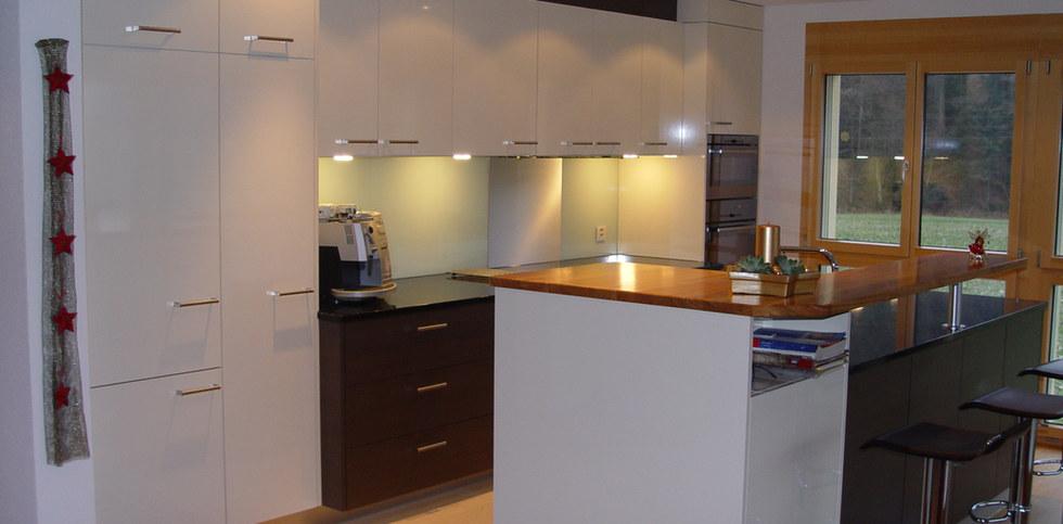 Küche in Richenthal
