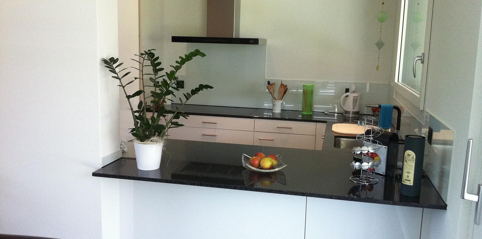 Einbauküche in Willisau