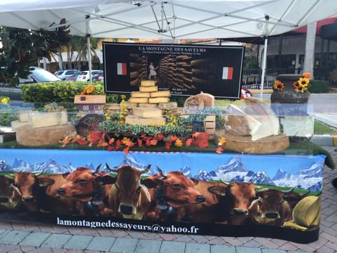 Boca Raton, Fl. Green Market