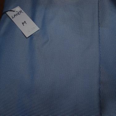 7. Lavèr Seide blau Gr M