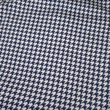 9. Baumwolle blau-creme
