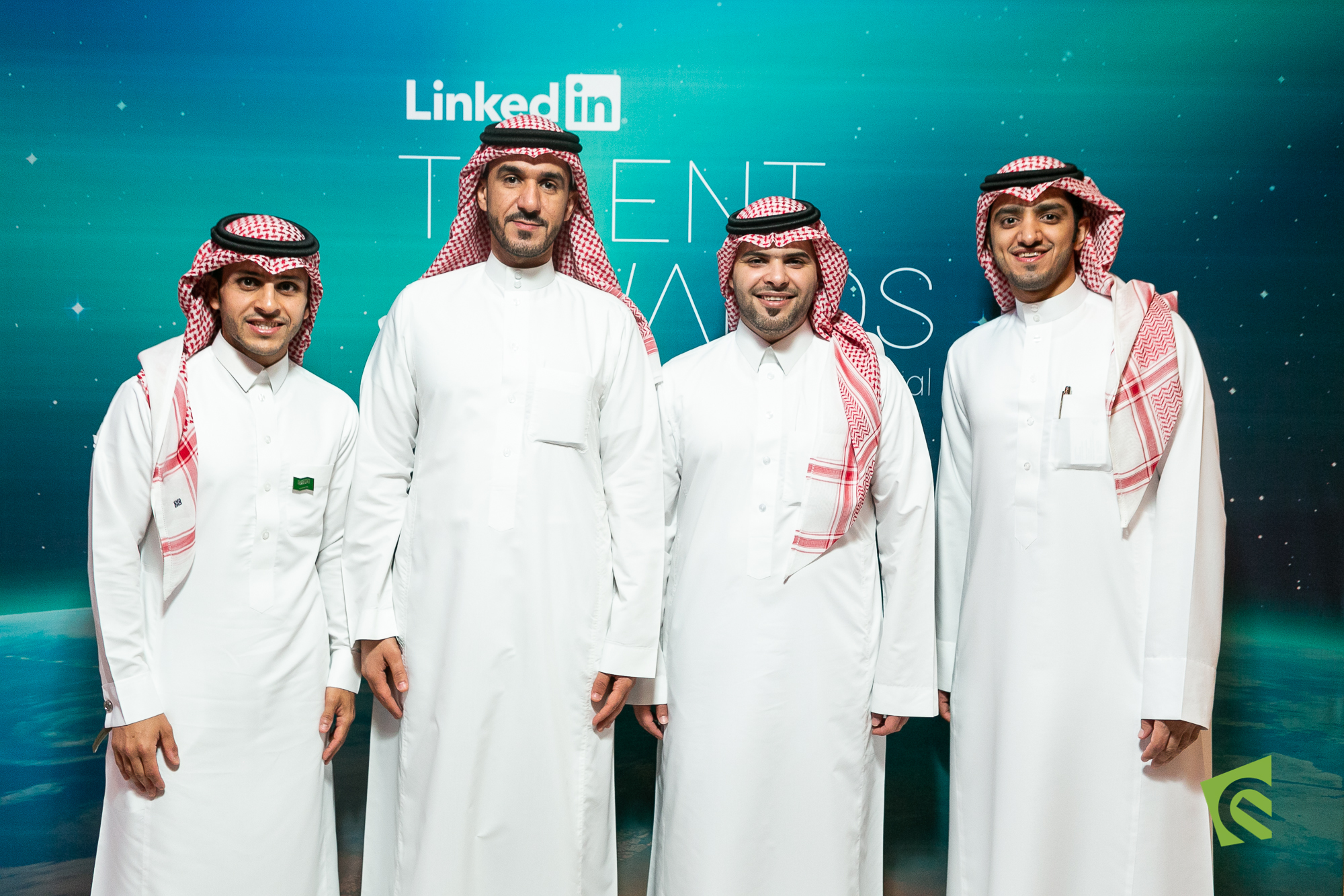 LinkedIn Talent Awards1