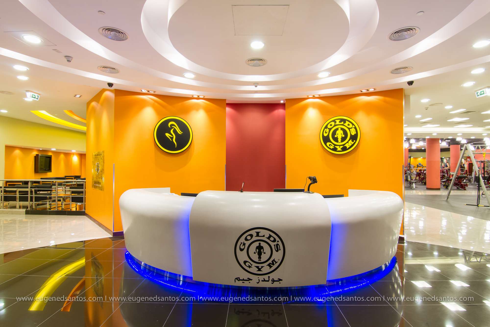 Gold's Gym Dubai