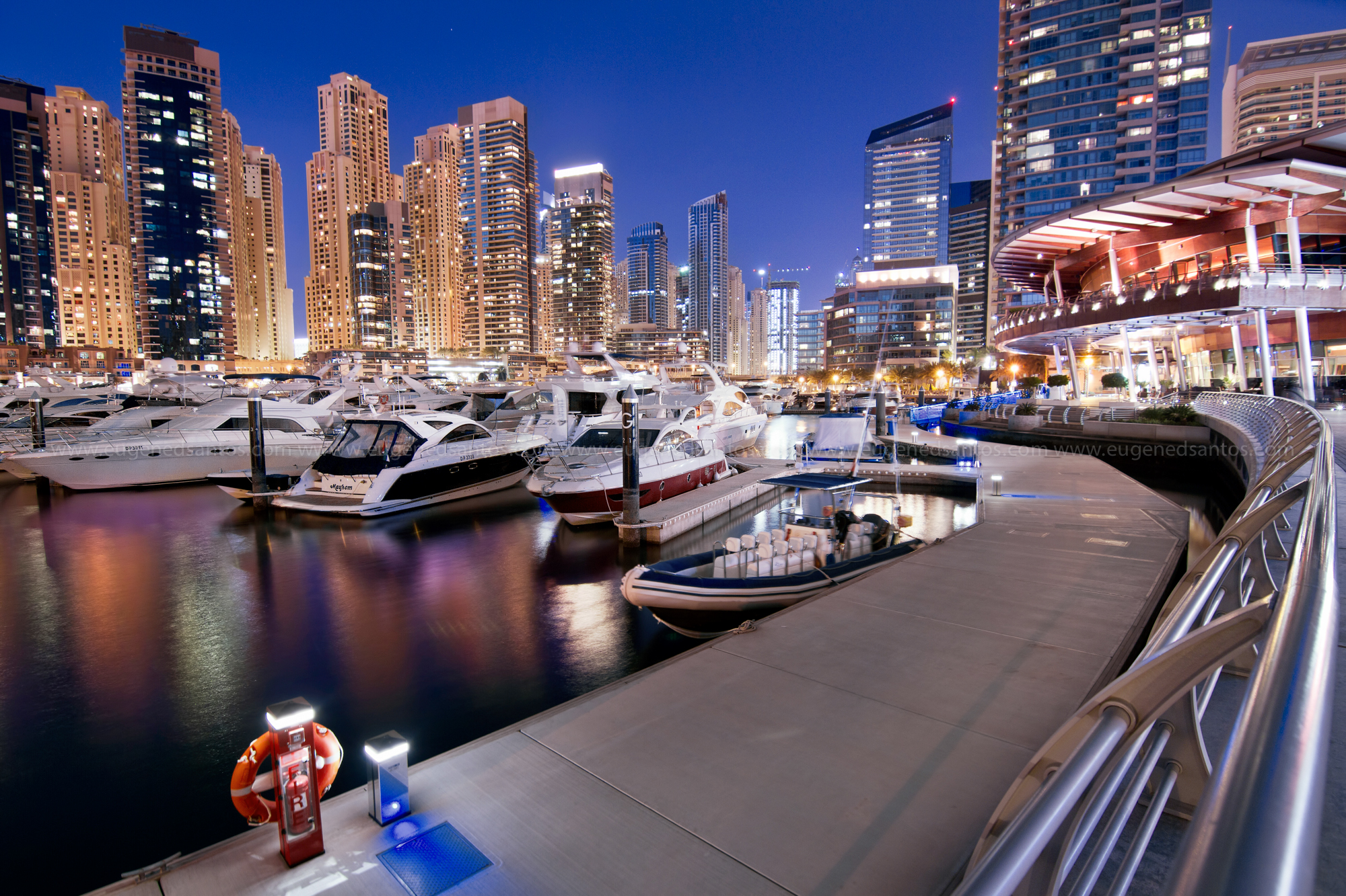 The Yacht Club - Dubai Marina