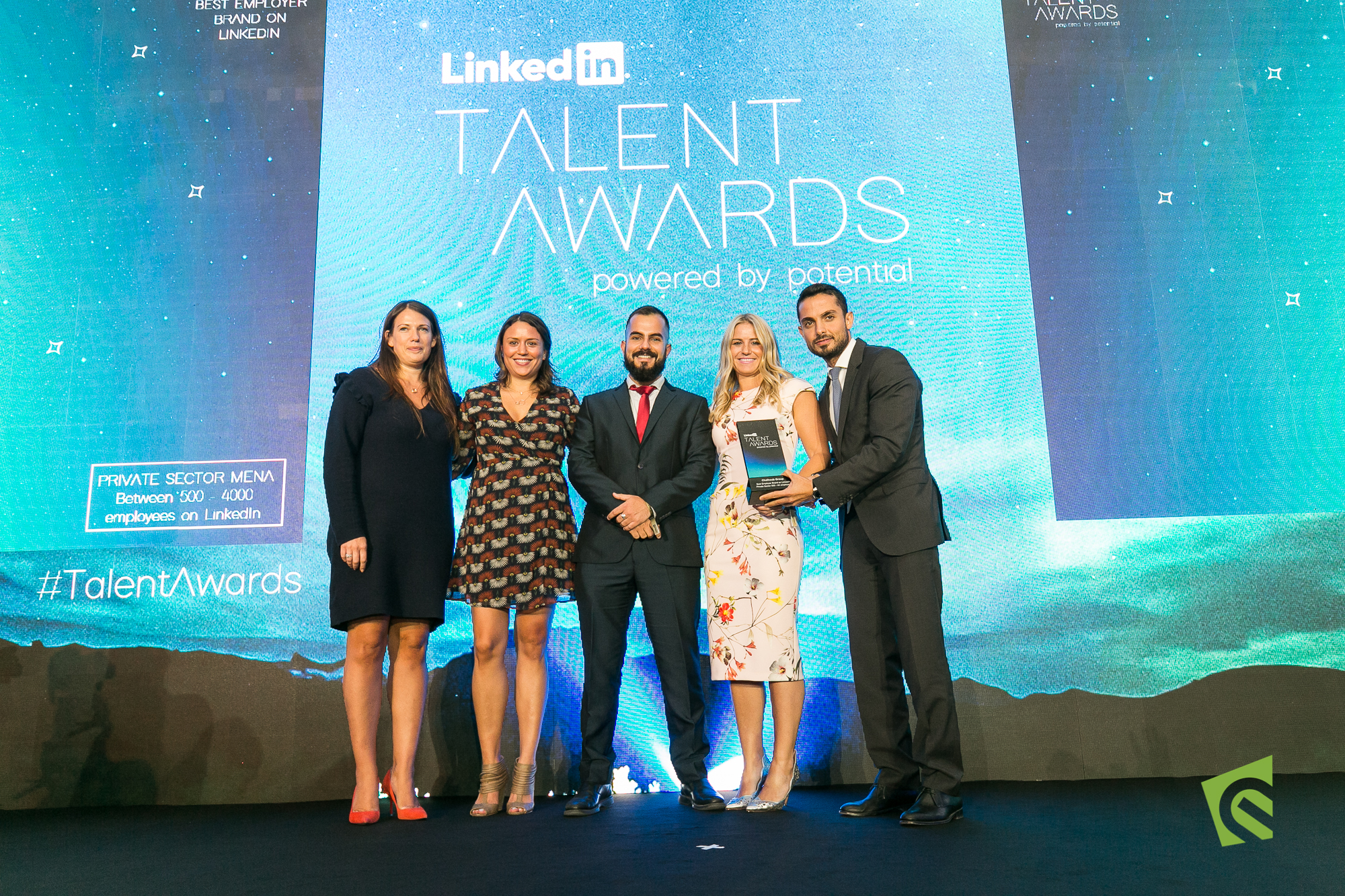 LinkedIn Talent Awards11