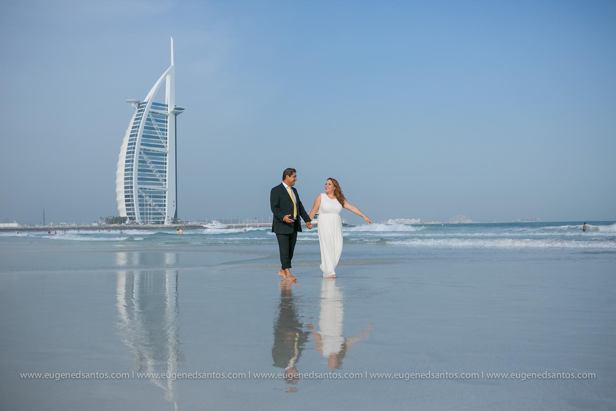 Burj Al Arab Prenup