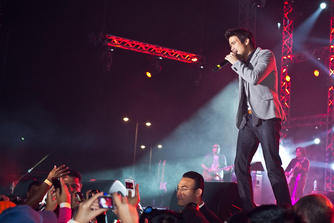 Sam & Toni Concert Dubai