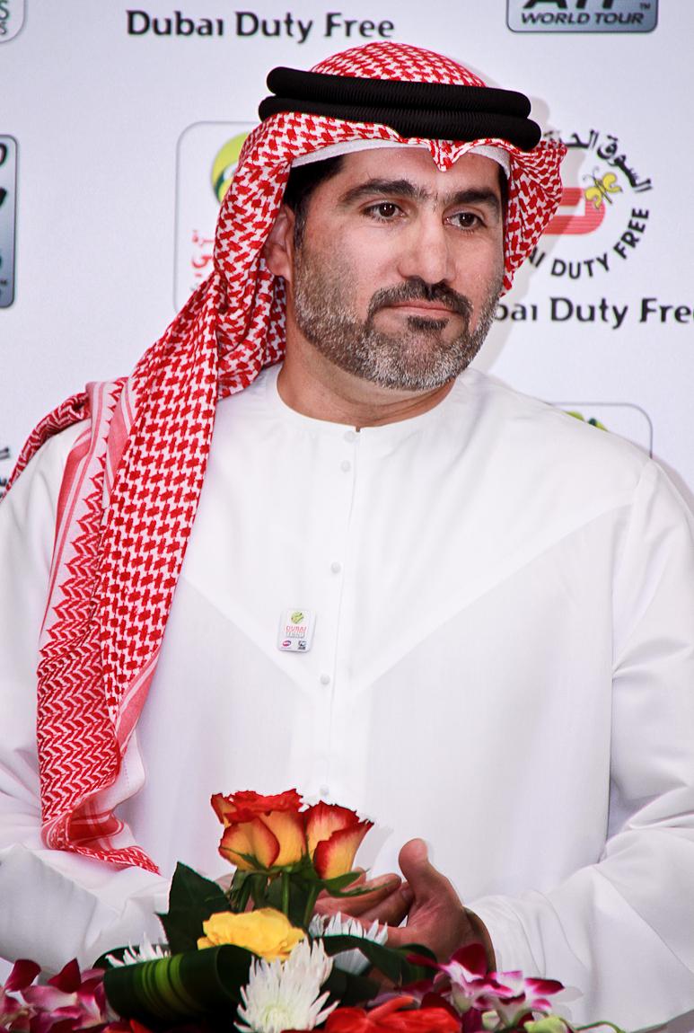 Dubai Tennis Championship Prescon