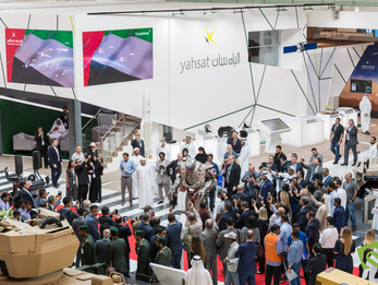 IDEX 2019 - Yahsat Government Solutions