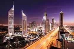 Shiekh Zayed Rd - Emirates Towers