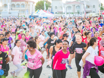 Dubai Womens Run 2014